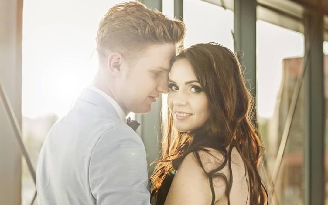 Razem wyglądają przepięknie! Daniel (Piękni Młodzi) z żoną Ewą! | VIDEO