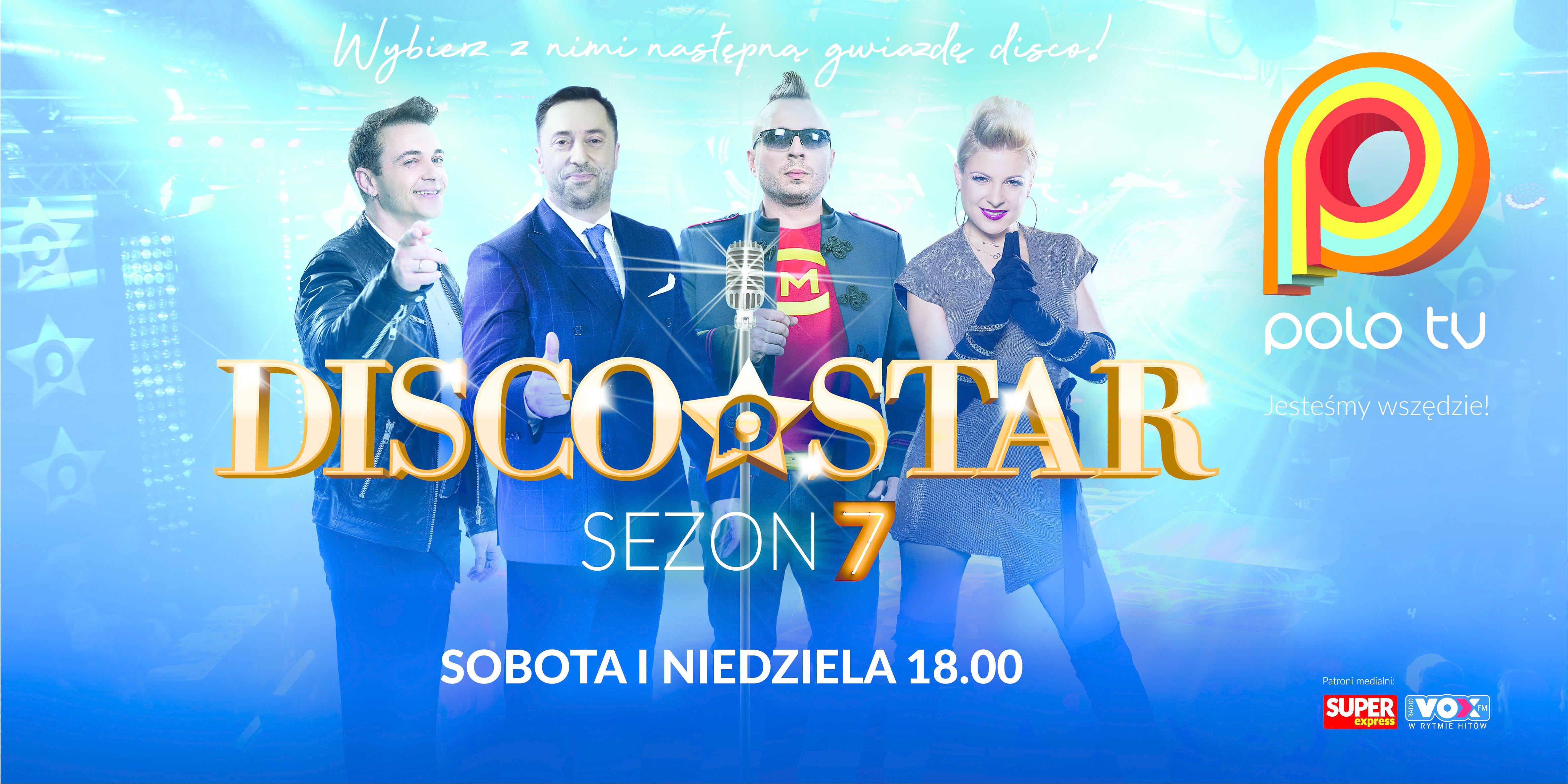 Disco Star 2019 - kto zostanie następną gwiazdą disco polo?!