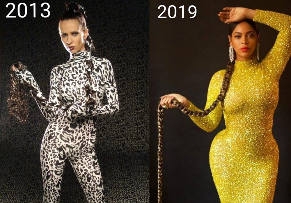 Wokalistka disco polo zainspirowała Beyonce? Gwiazda jest tego pewna!