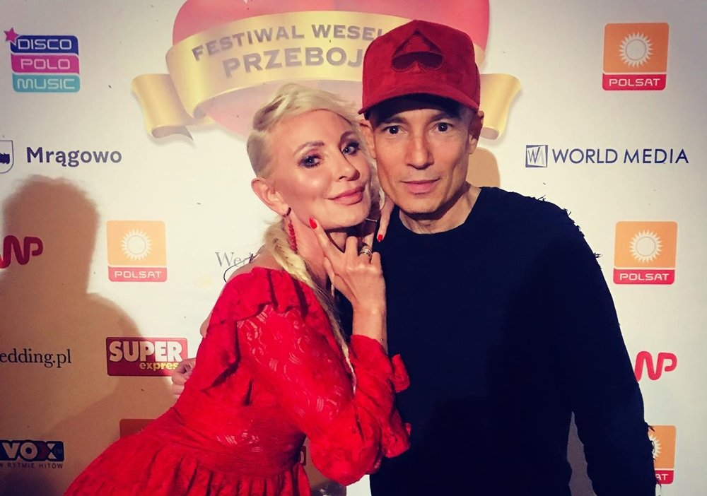 Popularna wokalistka disco polo w objęciach ze Stachurskym!