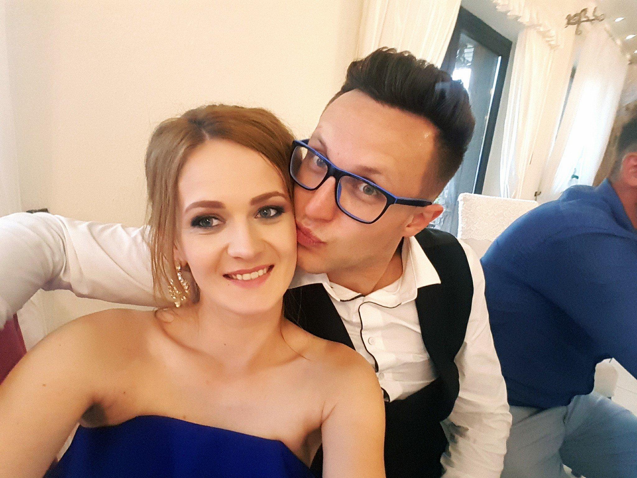 Gwiazdor disco polo pokazał się ze swoją szalenie piękną żoną! Wyglądają na bardzo zakochanych!