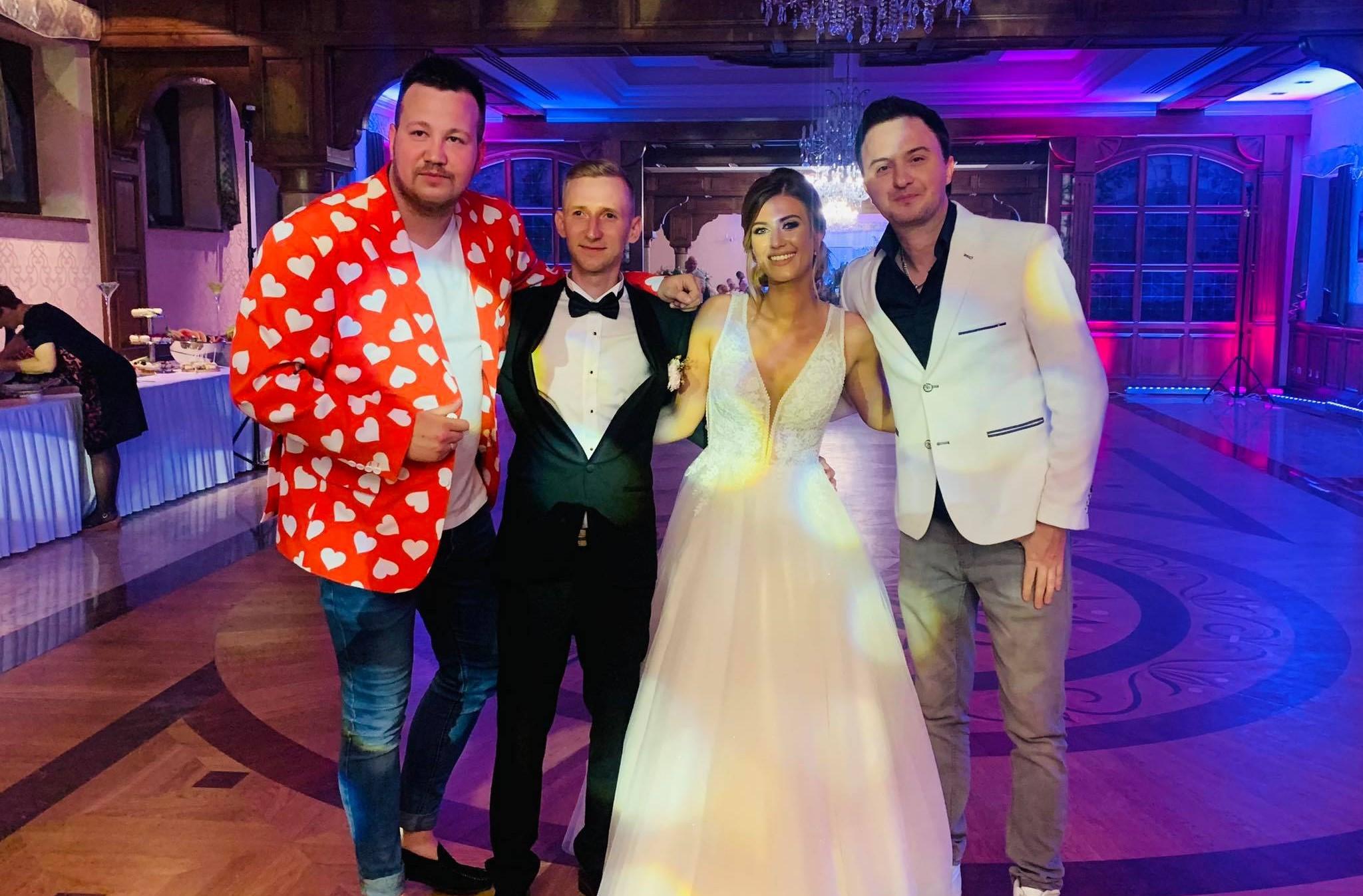 Formacja After Party dała niezwykłe show na weselu Patrycji i Dawida! Tego nikt się nie spodziewał!>                         </a>                         </div>                         <div class=