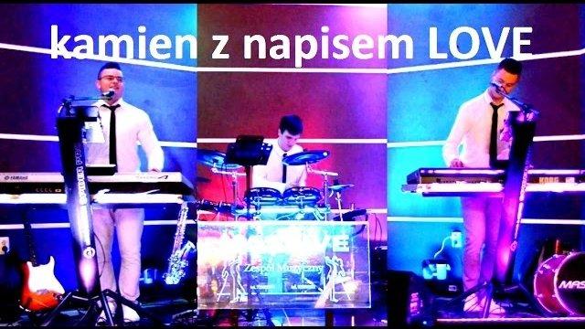 MASSIVE - kamień z napisem love (cover Enej)