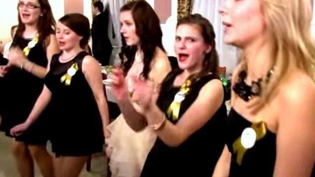 Massive - Ruda tańczy jak szalona (cover Czadoman)