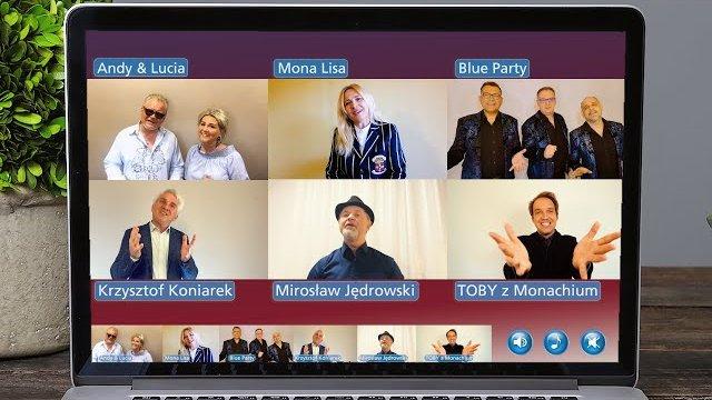 """""""Oddaleni dziś od siebie"""" - TOBY, Andy & Lucia, Mona Lisa, Blue Party"""