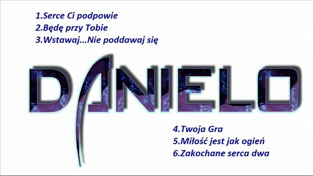 Danielo - Największe przeboje (Składanka Mikołajkowa)