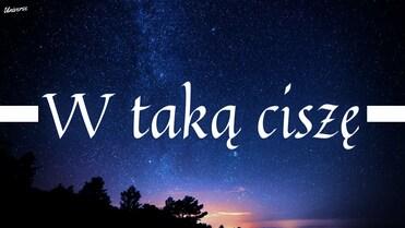 Arek Kopaczewski - W taką ciszę>                                     </a>                                     </div>                                     <div class=