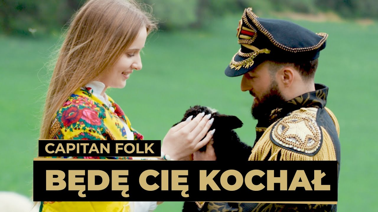 CAPITAN FOLK - Będę Cię Kochał