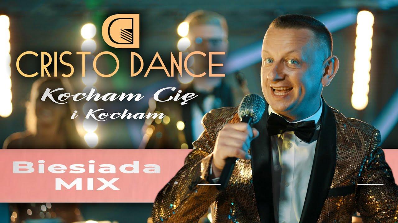 CRISTO DANCE - Kocham Cię i Kocham [BIESIADA MiX]>                                     </a>                                     </div>                                     <div class=