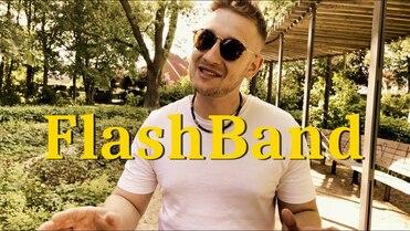 FlashBand - Krople Deszczu