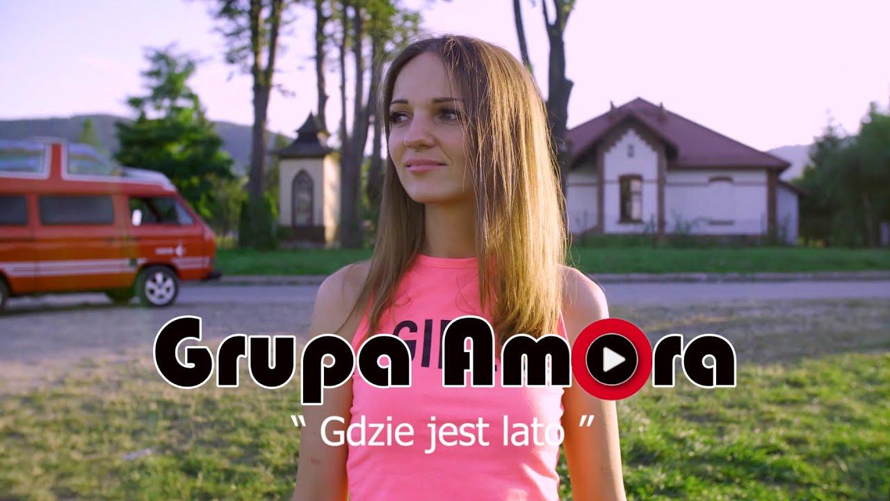 Grupa Amora - Gdzie jest Lato>                                     </a>                                     </div>                                     <div class=