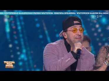 Helena Vondráčková & Marcin Miller - Długa noc -Lato muzyka zabawa Wakacyjna Trasa Dwójki 2021 Sopot