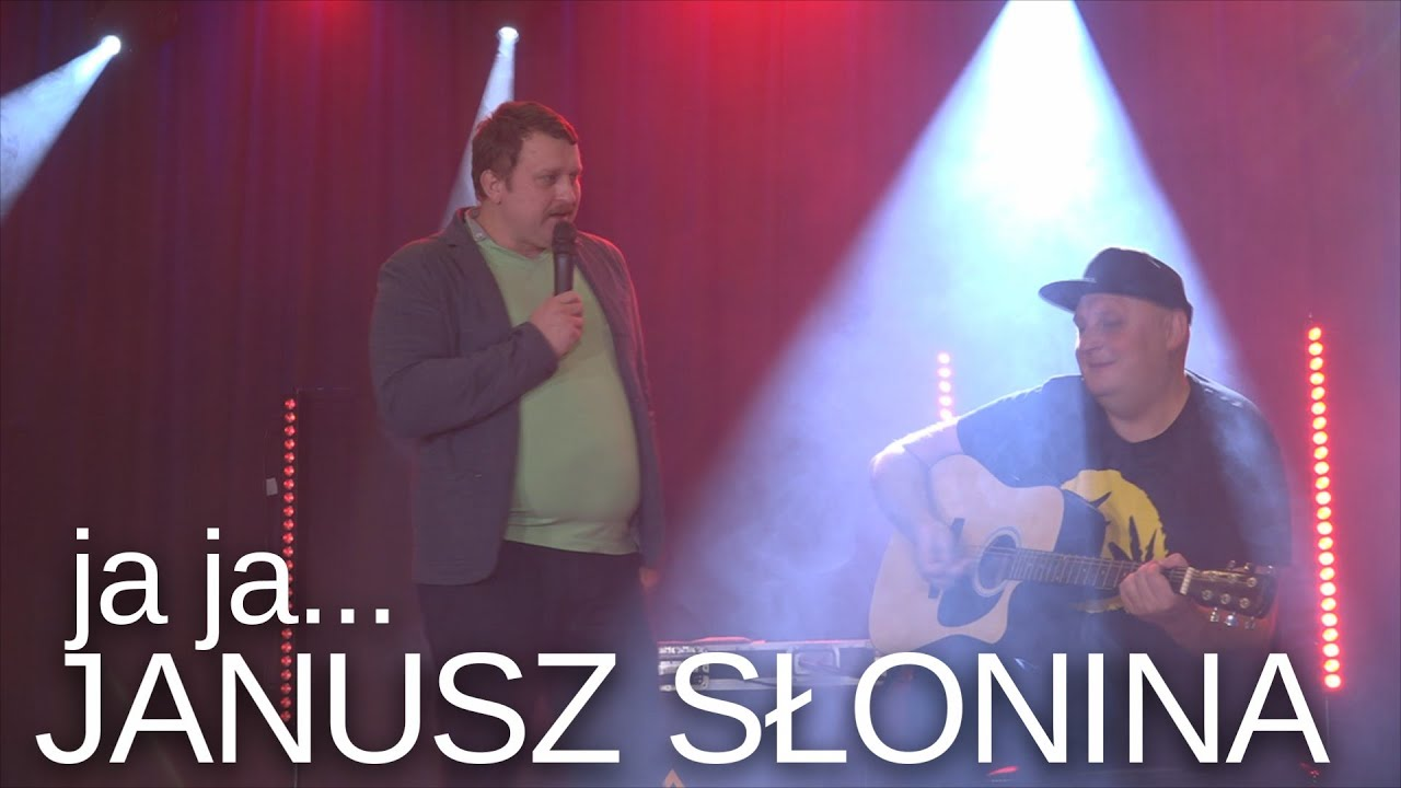 Janusz Słonina & Dj Sequence - Ja Ja Janusz Słonina>                                     </a>                                     </div>                                     <div class=