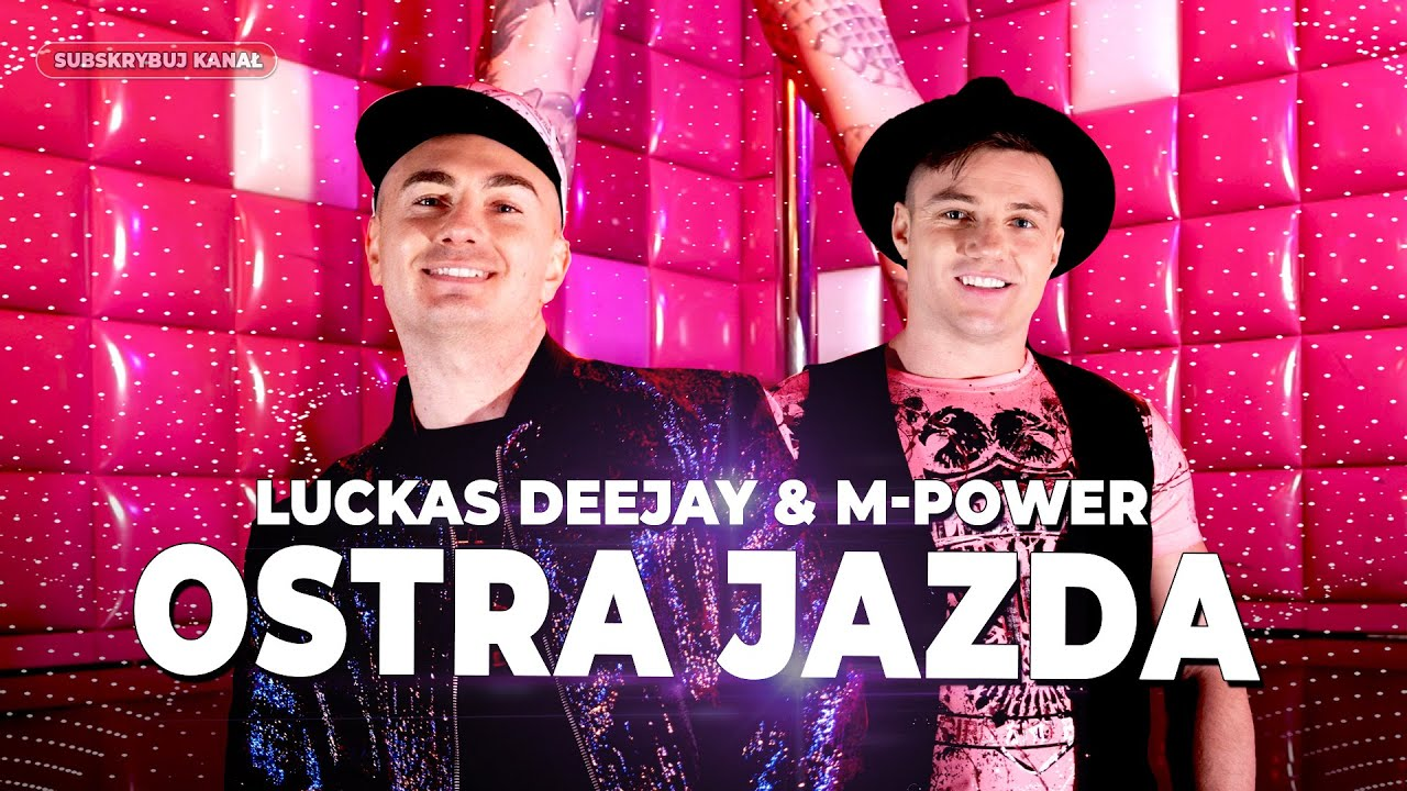 Luckas Deejay & M-Power - Ostra jazda>                                     </a>                                     </div>                                     <div class=