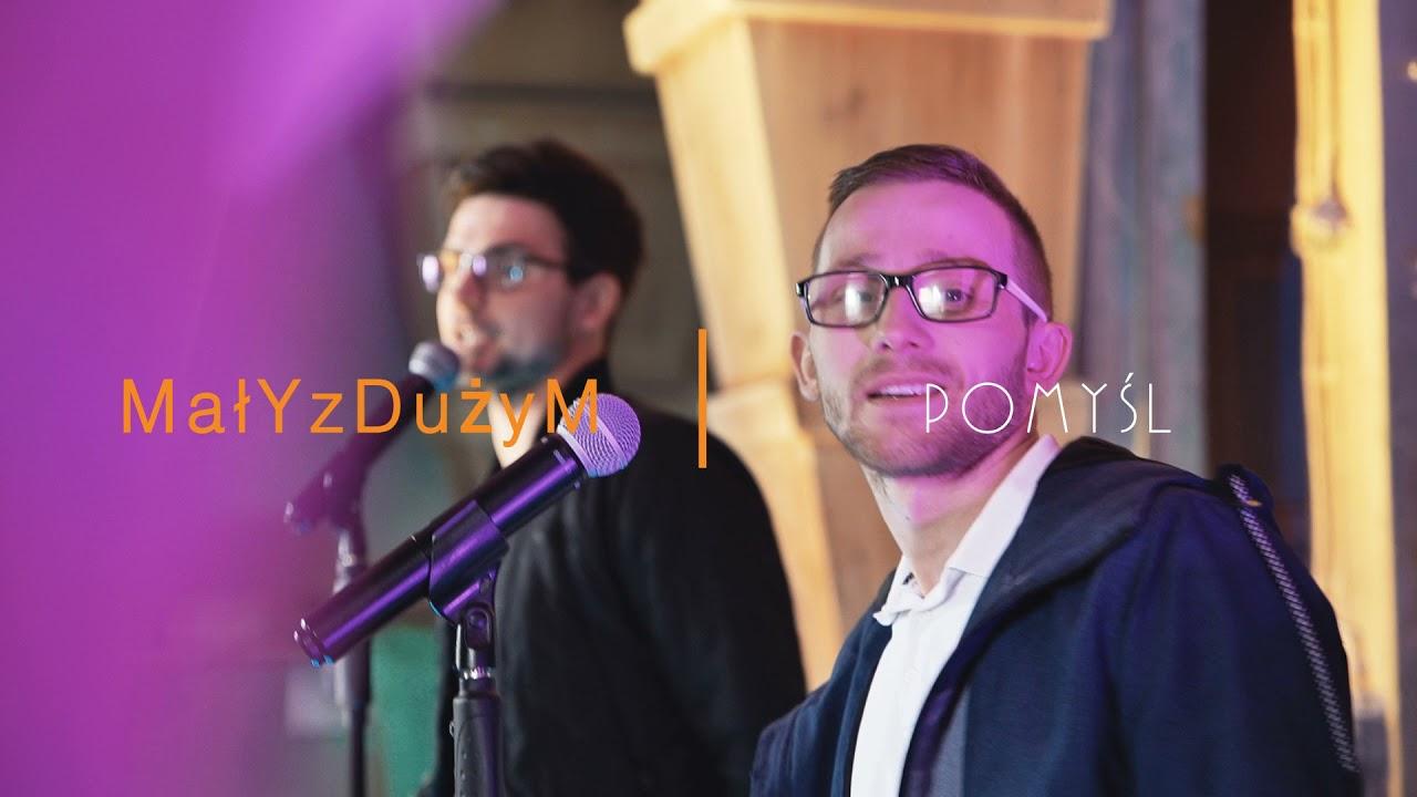 MałYzDużyM - Pomyśl (Official Trailer)>                                     </a>                                     </div>                                     <div class=