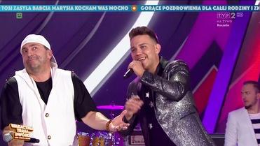 Marcin Miller & Luka Rosi - Winogrona - Lato muzyka zabawa Wakacyjna trasa Dwójki 2021 Koszalin