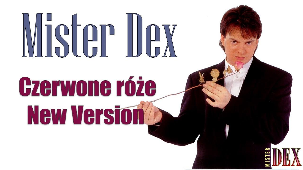 MISTER DEX - Czerwone róże Audio>                                     </a>                                     </div>                                     <div class=