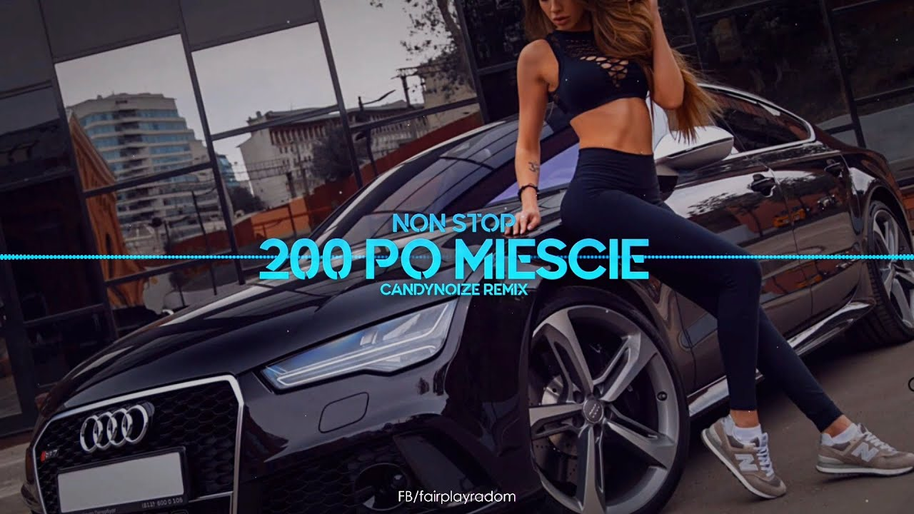 Non Stop - 200 po mieście (CandyNoize Remix)>                                     </a>                                     </div>                                     <div class=
