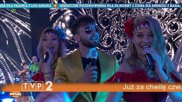 Paulla - Hej Cyganie - Lato muzyka zabawa Wakacyjna trasa Dwójki 2021 Płock