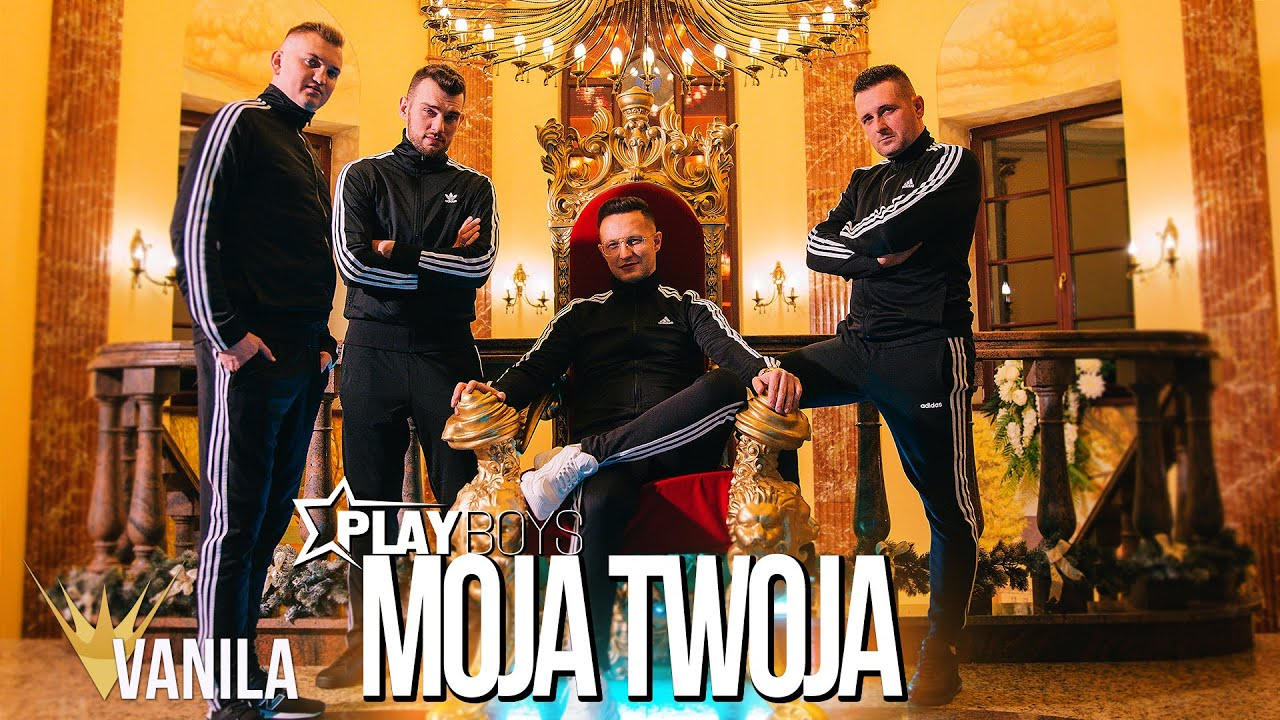 PLAYBOYS - MOJA TWOJA >