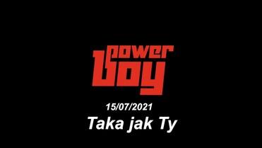 Power Boy - Taka jak Ty (Zapowiedź)