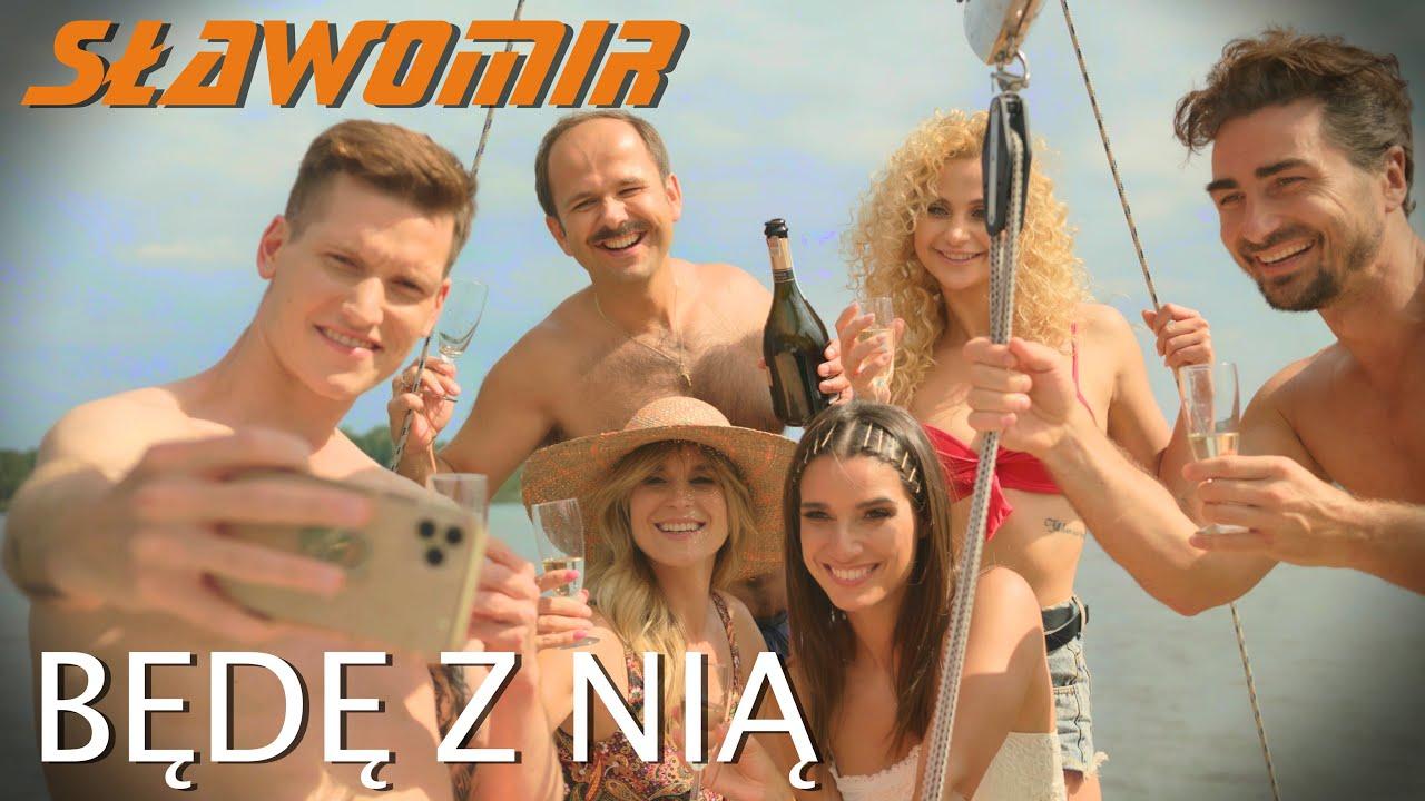 SŁAWOMIR feat. Marcin Wyrostek - BĘDĘ Z NIĄ>                                     </a>                                     </div>                                     <div class=