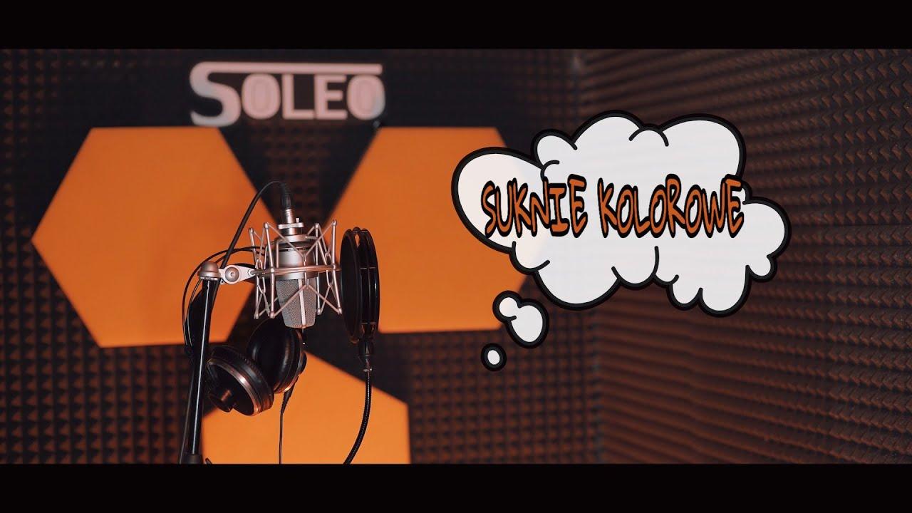 SOLEO & CYJA - Suknie Kolorowe>                                     </a>                                     </div>                                     <div class=