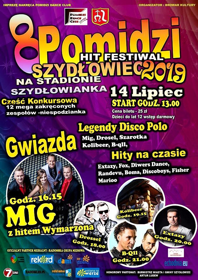 Disco Polo 2019 Zespoły