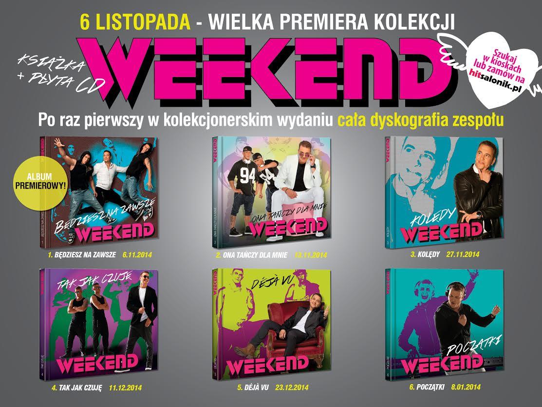 Wielka Kolekcja Zespolu Weekend Disco Polo Info