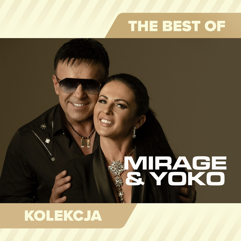 Mirage & Yoko - The Best of Mirage & Yoko