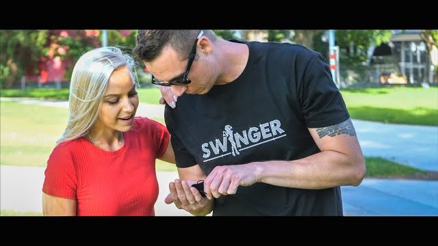 SWINGER - Diament (Official Video)