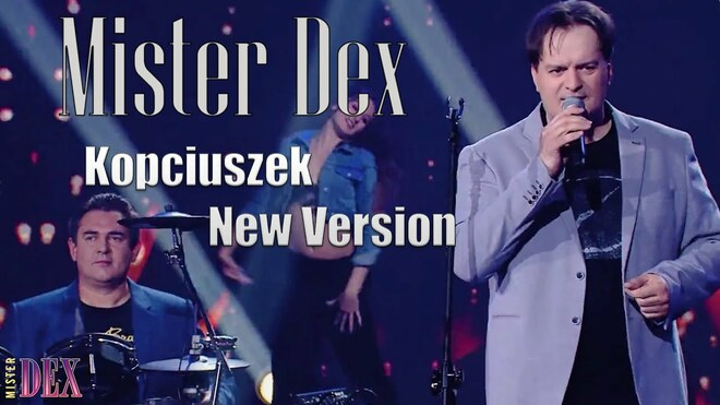 MISTER DEX - KOPCIUSZEK New Version